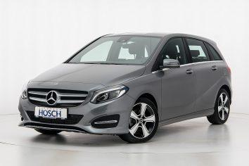 Mercedes-Benz B 220d Sports Tourer Aut. LP: 49.529.-€ bei Autohaus Hösch GmbH in