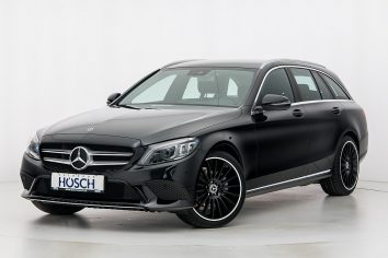 Mercedes-Benz C 220d Kombi Avantgarde Aut. LP:61.490.-€ bei Autohaus Hösch GmbH in
