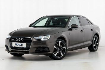 Audi A4 TDI quattro Aut. LP:65.605.-/ mtl.173.-* bei Autohaus Hösch GmbH in
