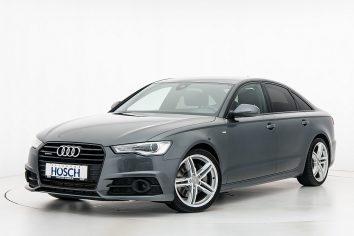 Audi A6 3.0 TDI quattro S-Line Aut LP:83.395,-/mtl.277,-* bei Autohaus Hösch GmbH in