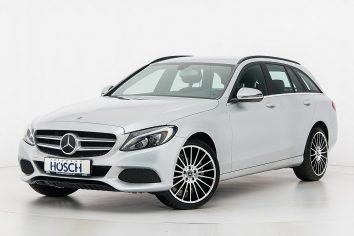 Mercedes-Benz C 220d Kombi Aut. LP: 52.272.-/ mtl.184.-* bei Autohaus Hösch GmbH in