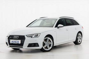 Audi A4 Avant TDI quattro Sport S-Line Aut. LP:70.501,-€ bei Autohaus Hösch GmbH in