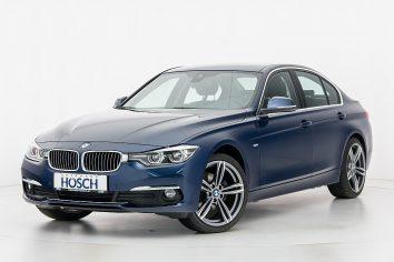 BMW 320d Luxury Line Aut. LP:55.433.- € bei Autohaus Hösch GmbH in