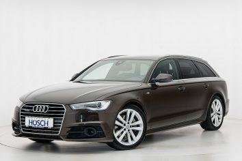 Audi A6 Avant 3.0TDI quattro S-Line Aut LP:89.046,-/mlt.248,-* bei Autohaus Hösch GmbH in