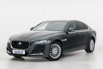 Jaguar XF 20d E-Perf. Prestige Aut. LP:64.136,-€/mtl. 296,-* bei Autohaus Hösch GmbH in