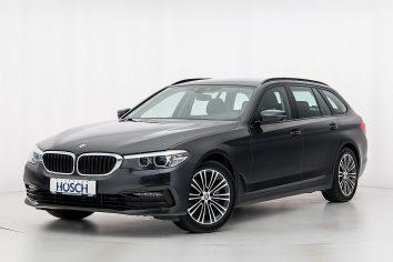 BMW 520d Touring xDrive Sport Line Aut. LP:71.328.-€ bei Autohaus Hösch GmbH in