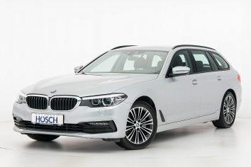 BMW 520d Touring xDrive Sport Line Aut. LP:71.650.-€ bei Autohaus Hösch GmbH in