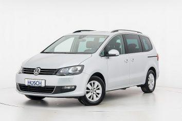 VW Sharan TDI Comf. 7-Sitzer Aut. LP: 60.965,-€ bei Autohaus Hösch GmbH in