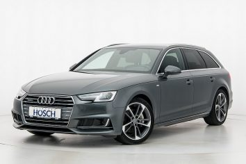 Audi A4 Avant TDI quattro Sport 2xS-Line Aut LP:71.331,-€ bei Autohaus Hösch GmbH in