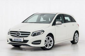 Mercedes-Benz B 220d Sports Tourer Aut. LP:51.108.-€ bei Autohaus Hösch GmbH in