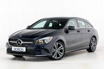 Mercedes-Benz CLA 200d Shooting Brake Aut LP: 42.592,-€ bei Autohaus Hösch GmbH in