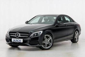 Mercedes-Benz C 220d Aut. LP: 50.783,- € bei Autohaus Hösch GmbH in