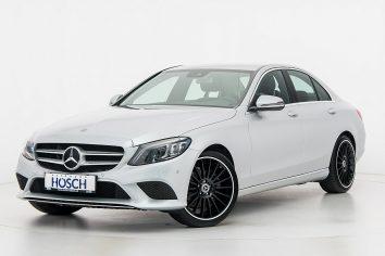 Mercedes-Benz C 220d Avantgarde Aut. LP:59.765.-€ bei Autohaus Hösch GmbH in