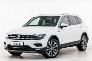 VW Tiguan Alls HL TDI 4WD 7-Sitzer Aut LP: 55.430,-€ bei Autohaus Hösch GmbH in