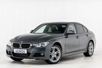BMW 320d xDrive M-Sport Aut. LP:61.189,-€ bei Autohaus Hösch GmbH in