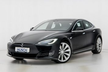 Tesla Model S 90D AWD Aut. FACELIFT inkl. SUPERCHARGER! bei Autohaus Hösch GmbH in