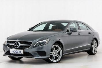 Mercedes-Benz CLS 350d 4WD Aut. LP: 88.045,-€ bei Autohaus Hösch GmbH in
