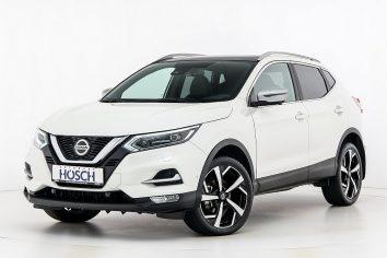 Nissan Qashqai 1,5 DCI  Tekna+ LP: 37.649.-€ bei Autohaus Hösch GmbH in
