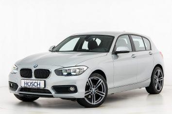 BMW 116d Advantage LP:32.618.-€ bei Autohaus Hösch GmbH in