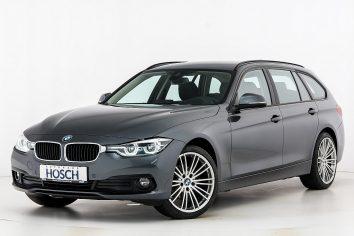 BMW 318d Touring Advantage Aut LP:54.616,-€ bei Autohaus Hösch GmbH in