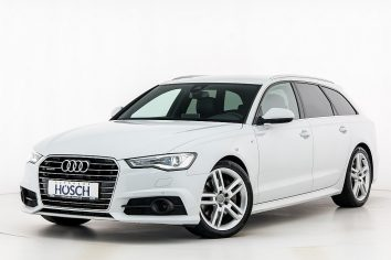Audi A6 Avant 3.0TDI quattro S-Line Aut LP:91.328,-€ bei Autohaus Hösch GmbH in
