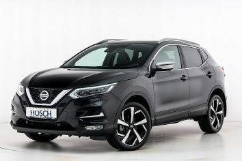 Nissan Qashqai 1,5 DCI  Tekna+ !VOLL!  LP:37.649.-/mtl.166.-* bei Autohaus Hösch GmbH in