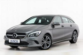 Mercedes-Benz CLA 200d Shooting Brake LP: 44.004,-€ bei Autohaus Hösch GmbH in