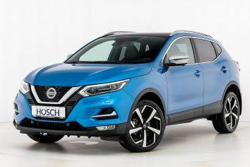 Nissan Qashqai 1,5 DCI  Tekna+ LP: 37.649.-/mtl.166.-* bei Autohaus Hösch GmbH in