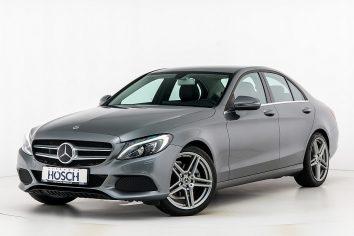 Mercedes-Benz C 220d Aut. LP: 50.183.-€ bei Autohaus Hösch GmbH in