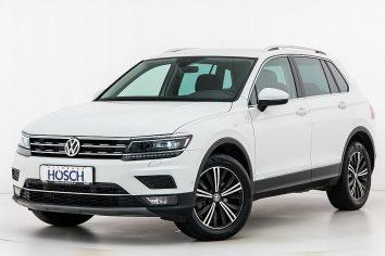 VW Tiguan 2.0 TDI 4Motion Highline DSG LP: 53.468.-€ bei Autohaus Hösch GmbH in
