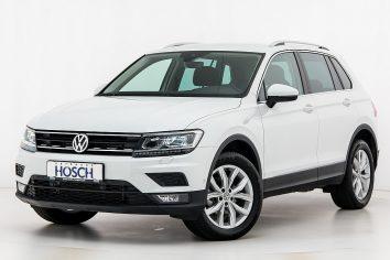 VW Tiguan 2.0 TDI 4Motion Highline Aut LP: 49.658.-€ bei Autohaus Hösch GmbH in