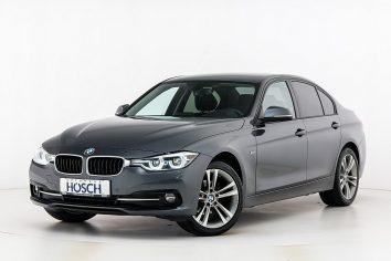 BMW 318d Sport Line xDrive LP: 49.489,- € bei Autohaus Hösch GmbH in