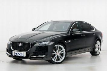 Jaguar XF 30d Portfolio Aut. LP:97.791.-/mtl.360.-* bei Autohaus Hösch GmbH in