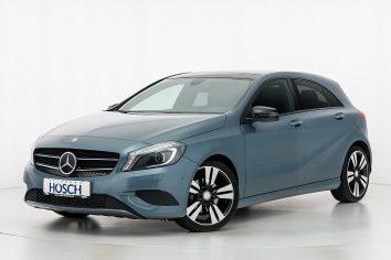 Mercedes-Benz A 200 Blue Efficiency Aut. LP: 42.515,- bei Autohaus Hösch GmbH in