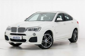 BMW X4 xDrive 30d M-Sport Aut. VOLL  LP:88.402.- € bei Autohaus Hösch GmbH in