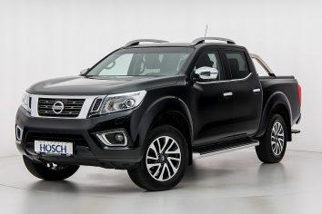Nissan Navara NP300 Tekna Double Cab 2,3 dCi 4WD Aut LP: 42.516,-€ bei Autohaus Hösch GmbH in