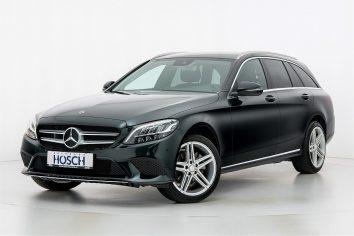Mercedes-Benz C 220d 4MATIC Kombi Avantgarde Aut. LP:61.198.-€ bei Autohaus Hösch GmbH in