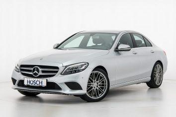 Mercedes-Benz C 220d Avantgarde Aut. LP:56.603.-/mtl.238.-* bei Autohaus Hösch GmbH in