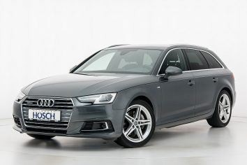 Audi A4 Avant TDI quattro Sport S-Line Aut. LP:68.496,-€ bei Autohaus Hösch GmbH in