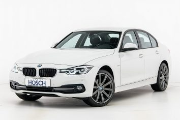 BMW 320d xDrive Sport Line Aut. LP: 56.148,- € bei Autohaus Hösch GmbH in