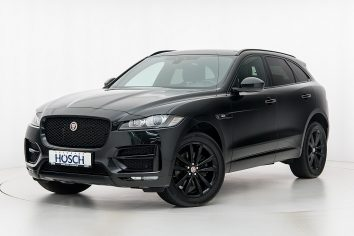 Jaguar F-Pace 30d AWD R-Sport Aut. LP: 99.333.-€ bei Autohaus Hösch GmbH in