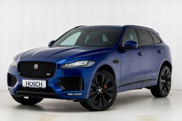 Jaguar F-Pace S 30d AWD Aut.  LP: 100.324.-€ bei Autohaus Hösch GmbH in