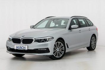 BMW 530i Touring Sport Line Aut. LP: 68.549,-€ bei Autohaus Hösch GmbH in
