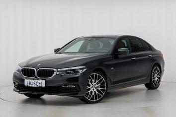 BMW 530d Sport Line Aut. LP: 96.263,-€ bei Autohaus Hösch GmbH in
