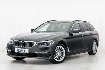 BMW 520d Touring Aut. LP: 77.679.-€ bei Autohaus Hösch GmbH in