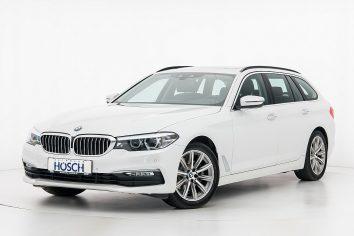 BMW 520d Touring Aut. LP: 74.345.-€ bei Autohaus Hösch GmbH in