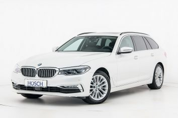 BMW 520d Touring Luxury Line Aut. LP:84.638.-€ bei Autohaus Hösch GmbH in