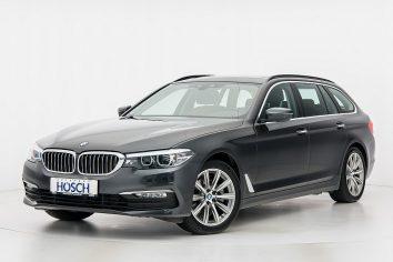 BMW 520d Touring Aut. LP: 75.253.-€ bei Autohaus Hösch GmbH in