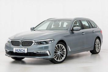 BMW 520d Touring Luxury-Line Aut. LP:81.215,-€ bei Autohaus Hösch GmbH in