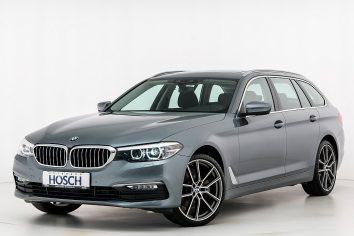 BMW 520d Touring Aut. LP:62.851.-€ bei Autohaus Hösch GmbH in